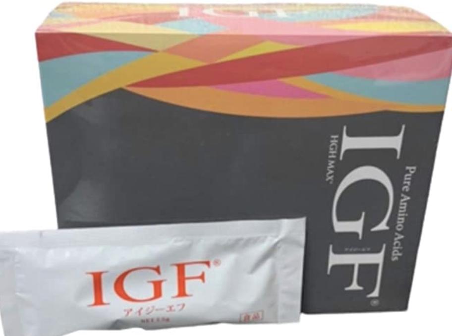 IGFがAmazonで!!